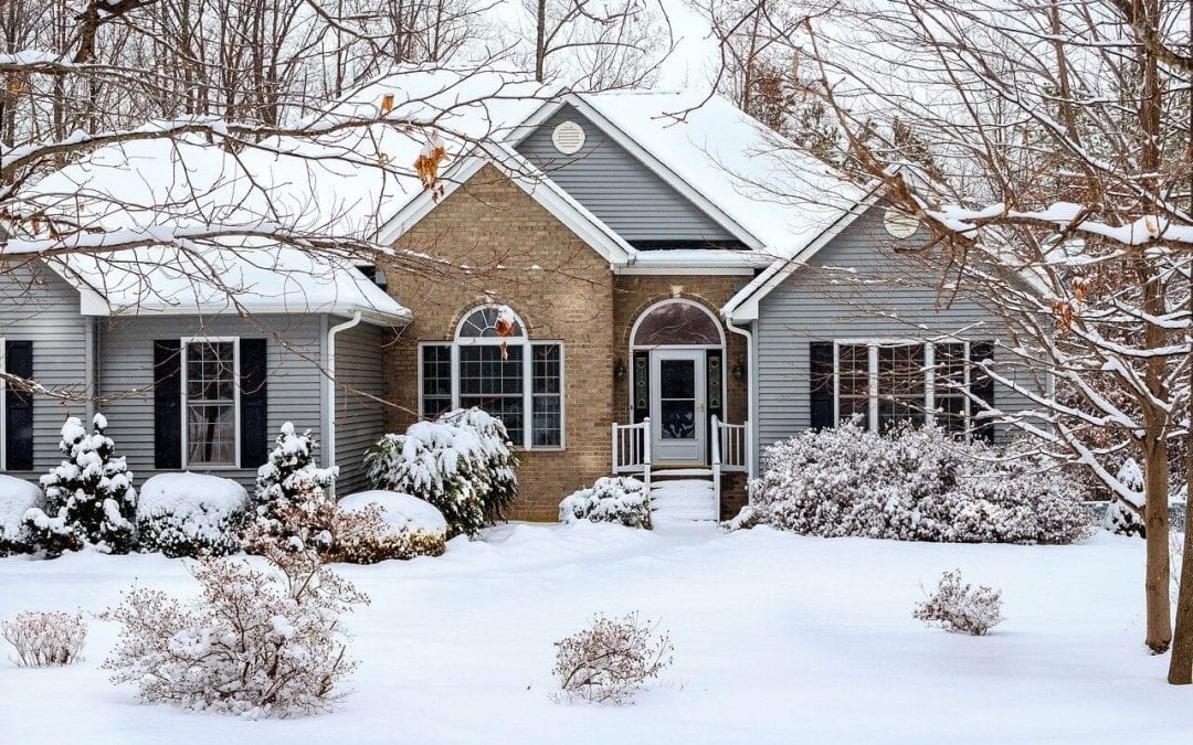 winter home maintenance helps prepare your property for cold weather